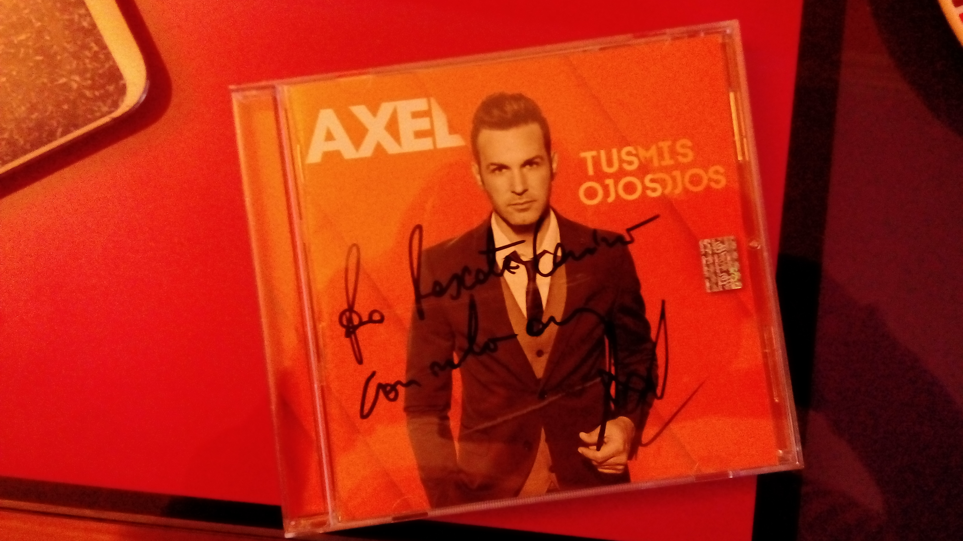 CD Axel
